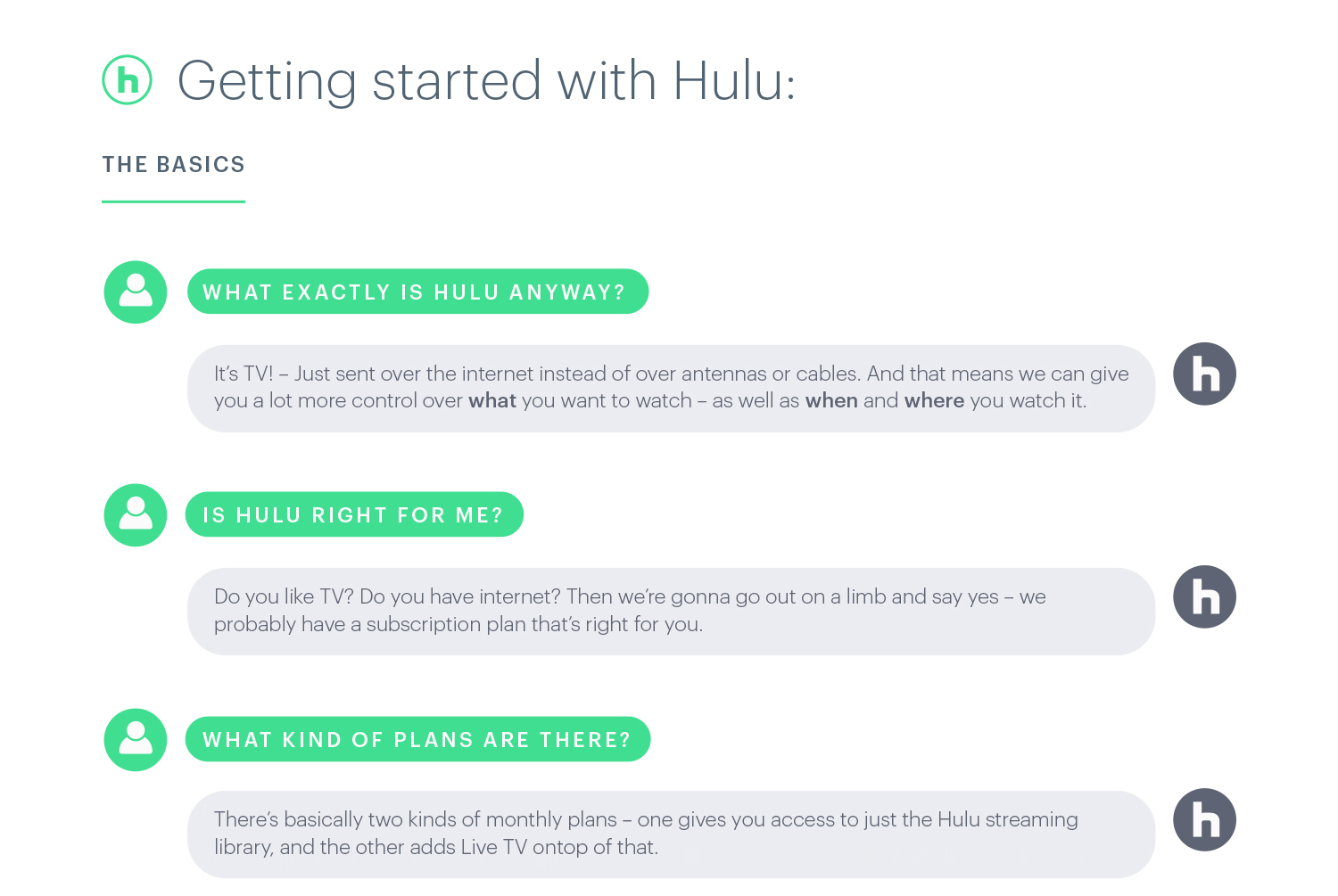 Getting started with Hulu - the basics: What exactly is Hulu anyway? It's TV