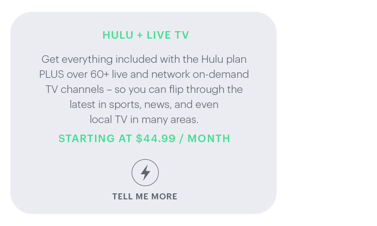 Getting Started with Hulu