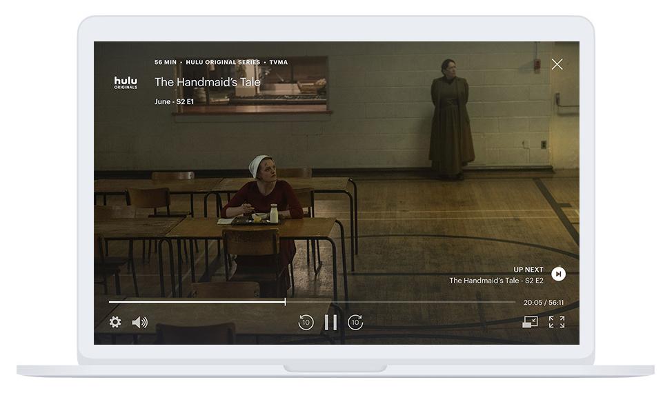Stream Hulu On A Computer Browser